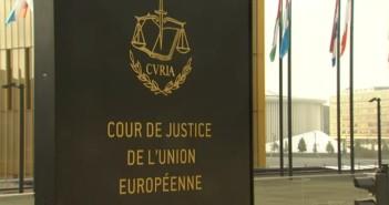 corte di giutizia europea